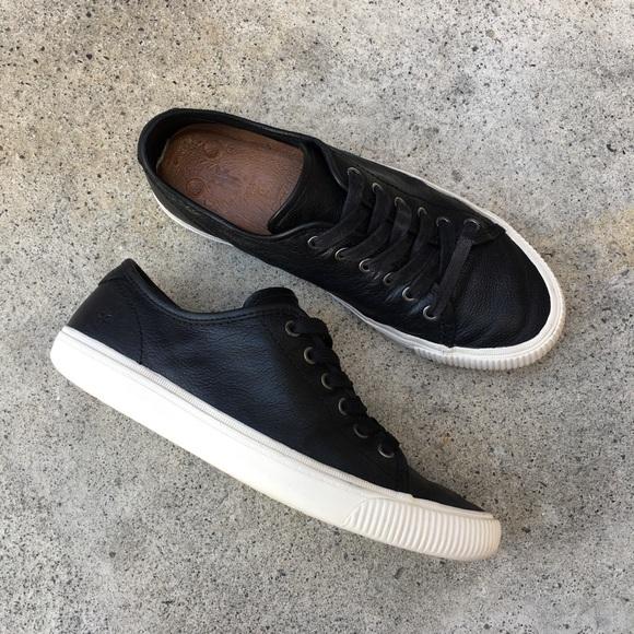 Frye Brett Low Genuine Leather Sneaker